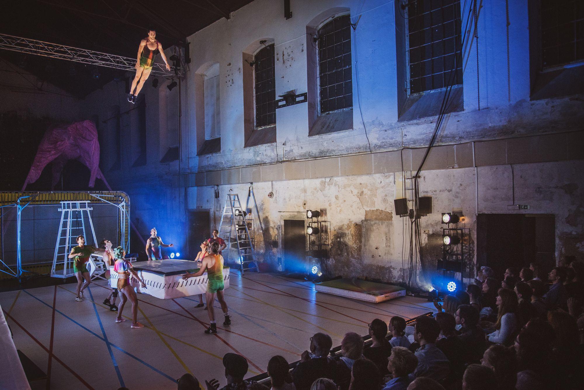 Cirk La Putyka: KALEIDOSCOPE | Komedianti v ulicích 2021 | Tábor