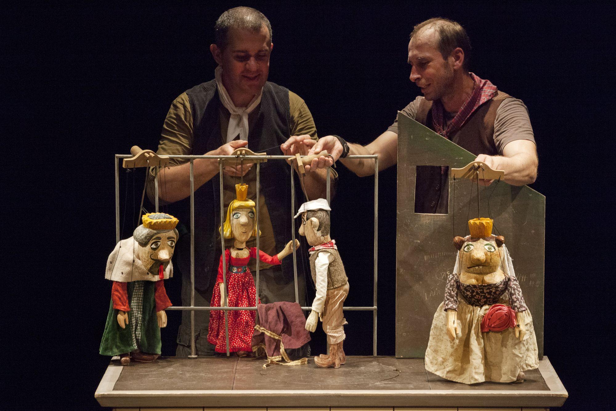 Divadlo LokVar: ČESKÝ HONZA | Komedianti v ulicích 2021 | Tábor