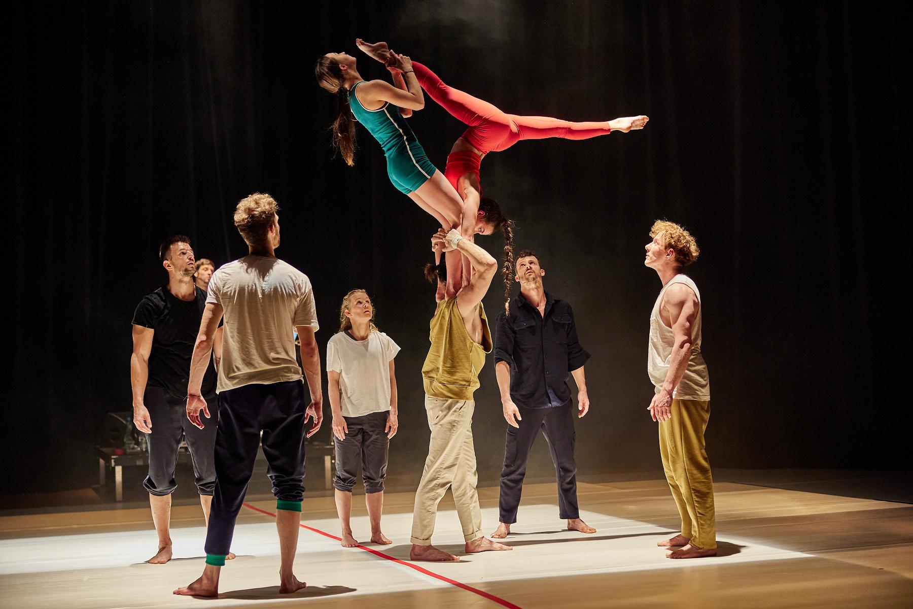 Losers Cirque Company: KONKURZ | Komedianti v ulicích 2021 | Tábor